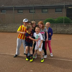 JUnior coaching summer 2014